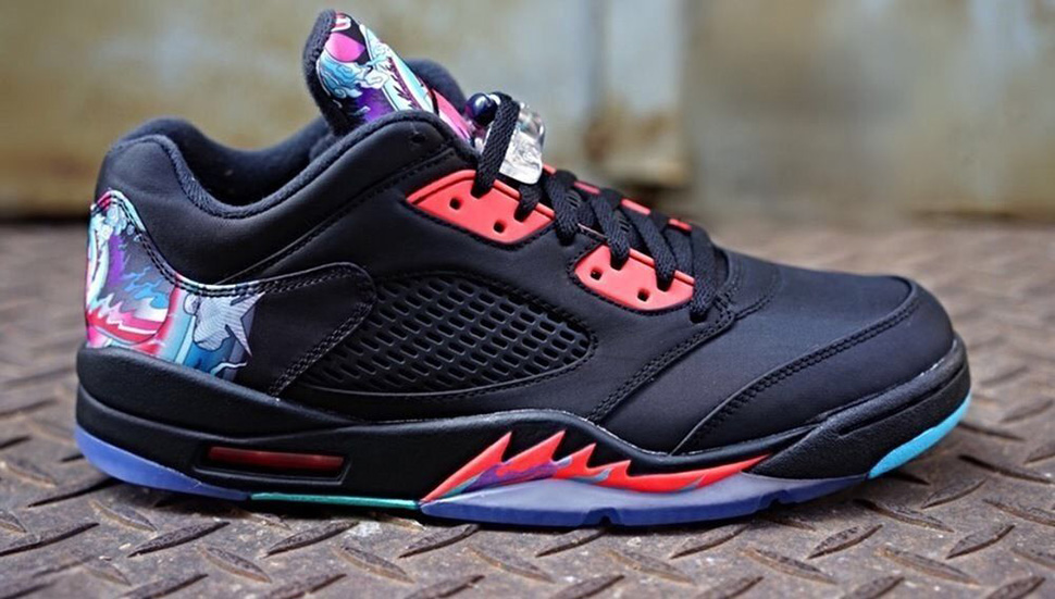 9041e3631ed ... Air Jordan 5 Retro Low CNY (Chinese New Year) Release Date ...