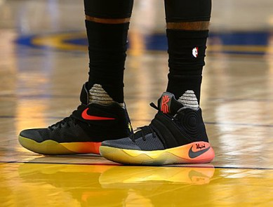 "quality design 52822 ba247 Kyrie Irving s ""Game 5"" Edition Nike KYRIE 2 · Kyrie Irving's NBA Finals  Game 4 Nike KYRIE 2 PE"