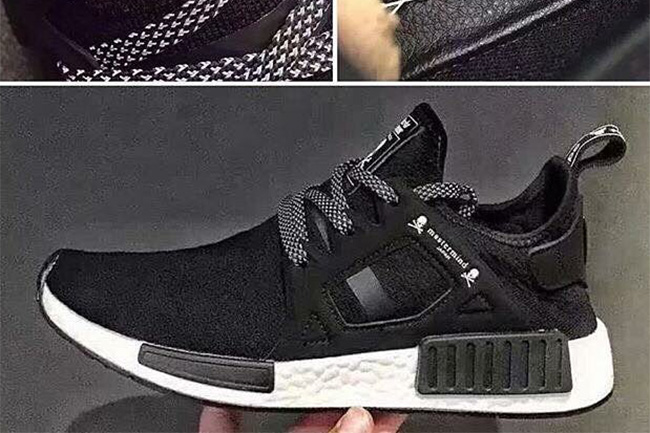 First Look: adidas NMD XR1 x Mastermind Japan