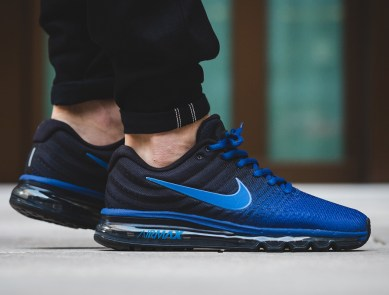 reputable site 1171f 2bce0 On Foot  Nike Air Max 2017