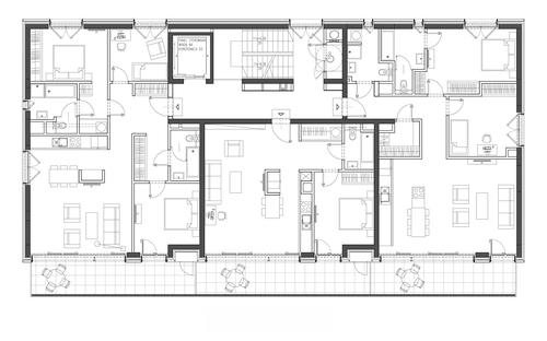 90 Architekci Piotr Czarnecki — Apartment building in