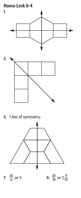 Home Links Grade 4 Answers : links, grade, answers, Everyday, Mathematics