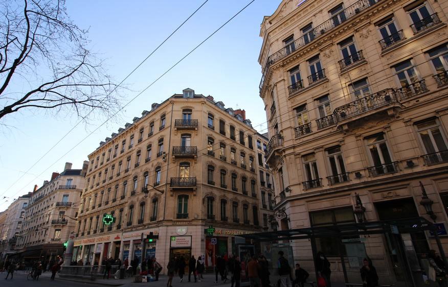 Location appartement Lyon 1 I Appartement le Cosy I VillaVEO
