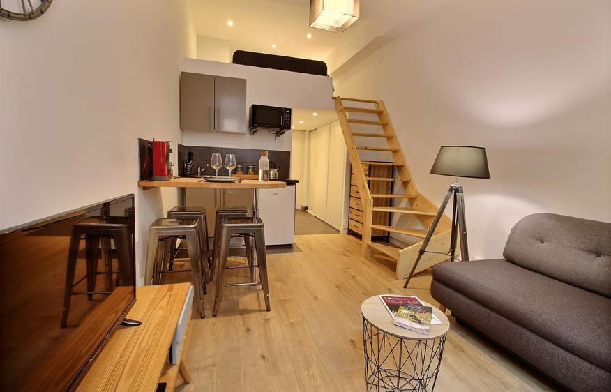 Location appartement Lyon 6 I Appartement du Parc I Villaveo