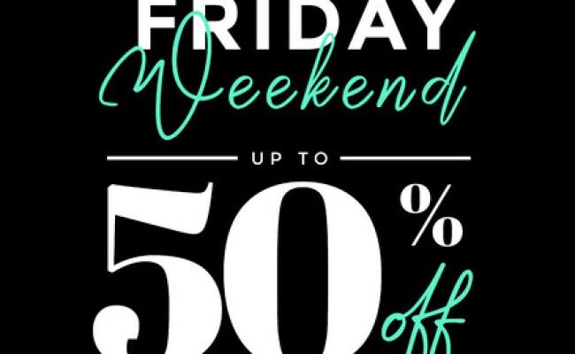 Black Friday Weekend Sale Easil