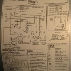 Dometic Ac Thermostat Wiring Diagram Dual Motor Starter Furnace Free For American Standard Air Conditioner Rv