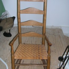 Antique Folding Rocking Chair Value Bicycle Exercise Machine I Need An Appraisal Of My Which Been