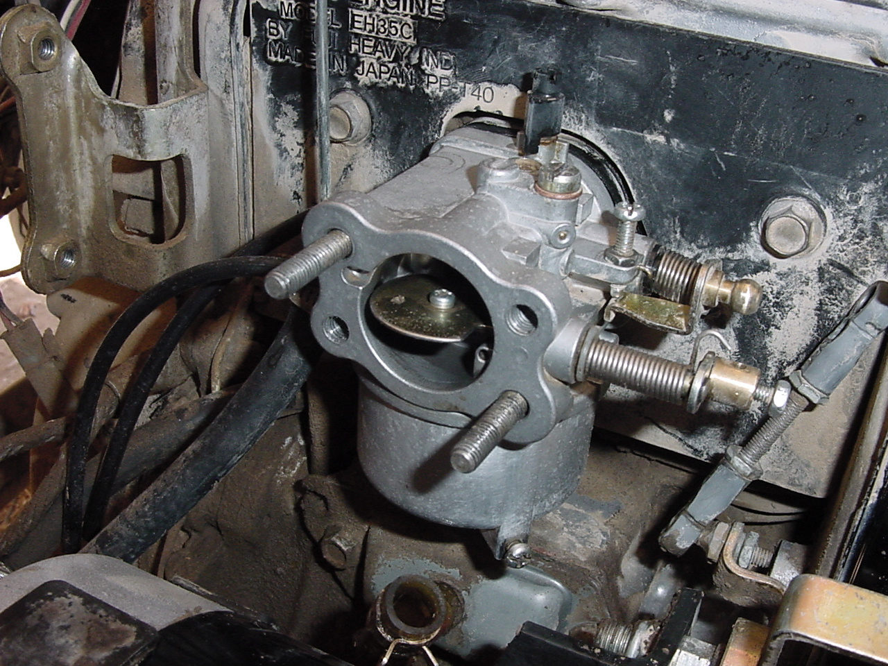 ez go textron gas wiring diagram horse gi i have a robins eh35 2 cyl engine and am having trouble