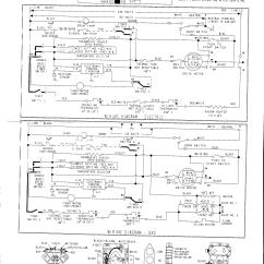Electric Dryer Wiring Diagram Basement Floor Plumbing Kenmore Model 110 Schematic Get Free