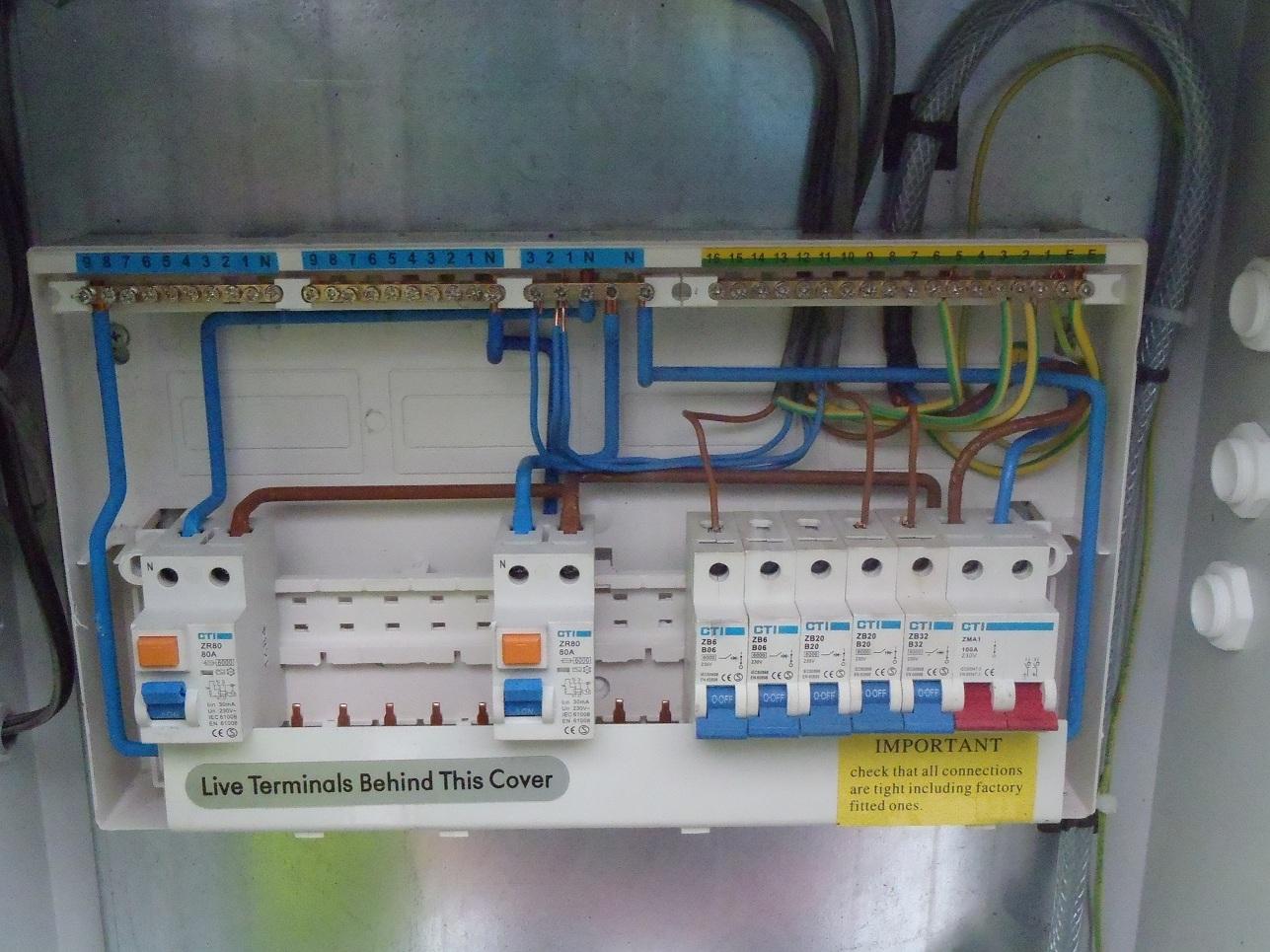 mk dual rcd consumer unit wiring diagram electric life power window split