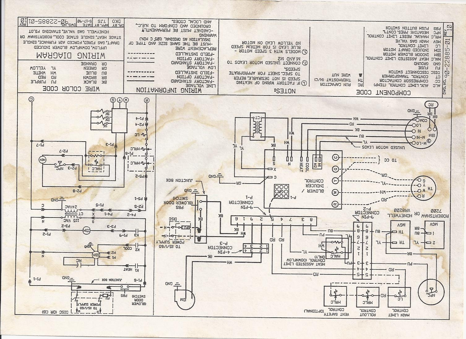 Wiring Diagram For Ruud Heat Pump – The Wiring Diagram