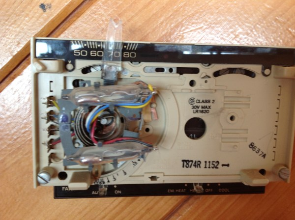 Wiring Honeywell Mercury Thermostat - Year of Clean Water on