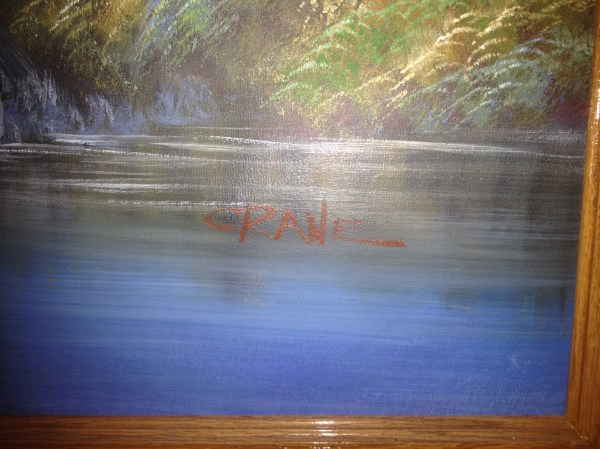 Oil Painting Artist Signatures