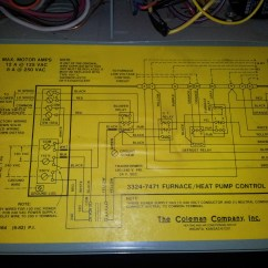 Coleman Evcon Electric Furnace Wiring Diagram Ftth Network Circuit