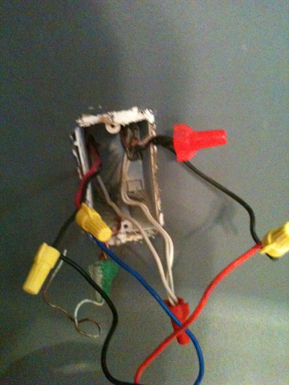 hunter fan wiring diagram switch two phase im trying to wire a 3 speed and light dimmer it