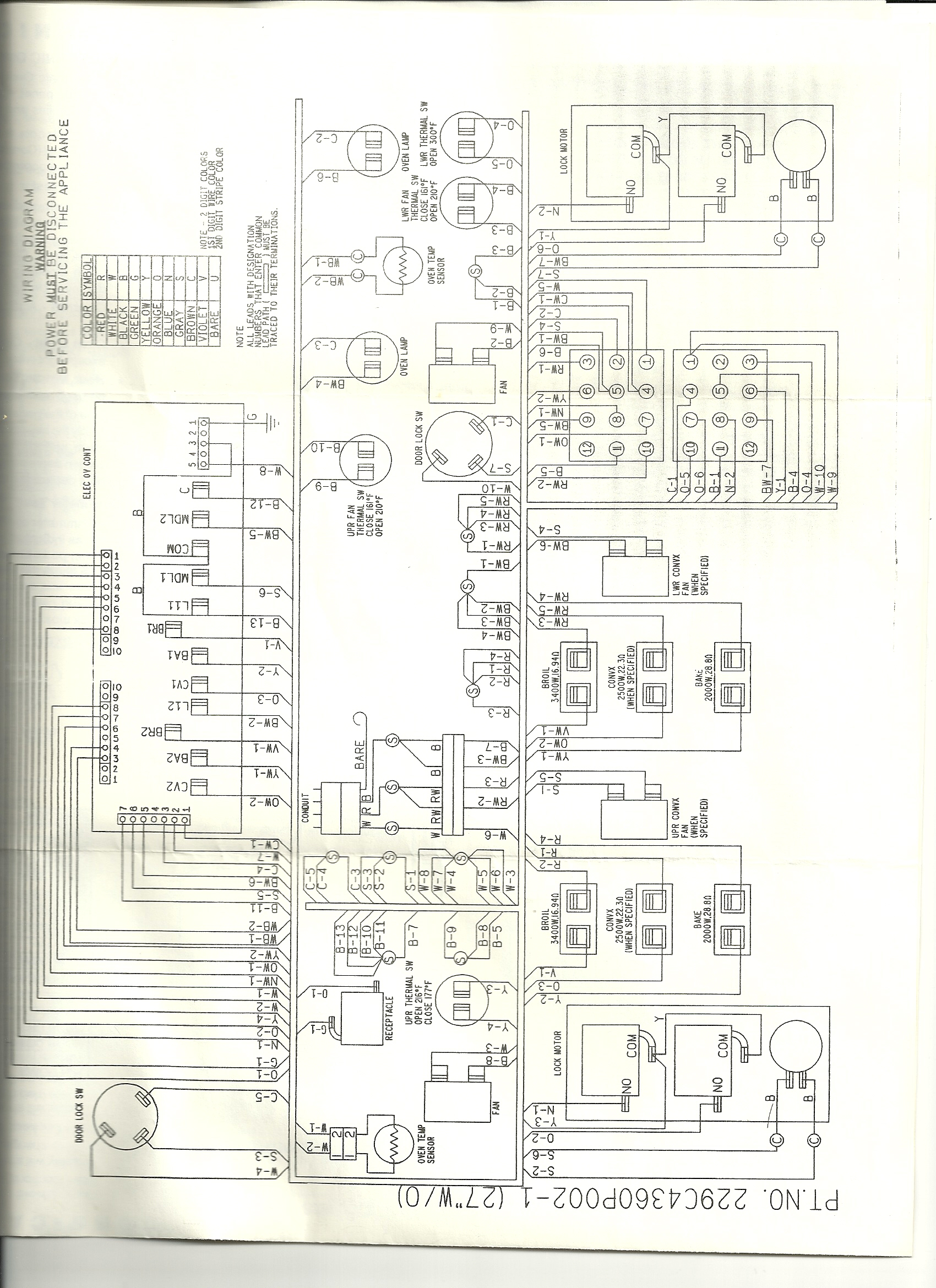 Wiring Diagram Ge Side By Side Refrigerators – The Wiring Diagram