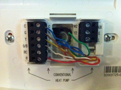 small resolution of honeywell heat pump t stat wiring diagram