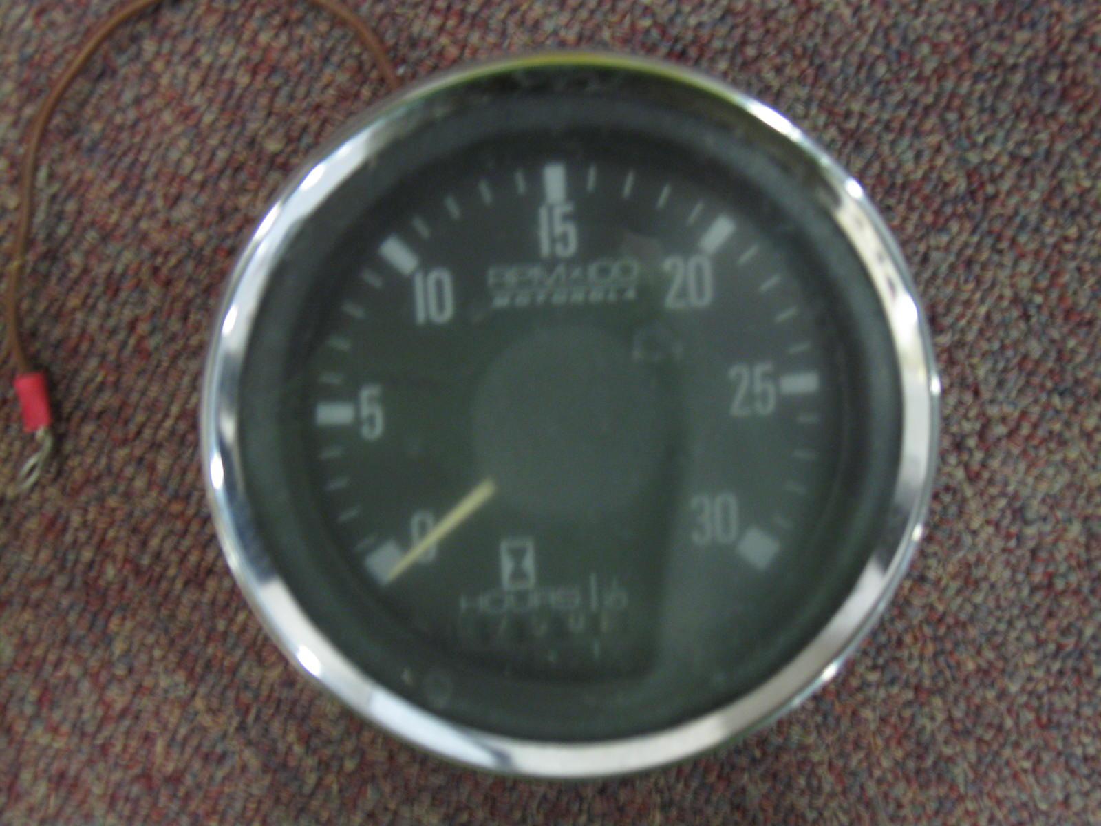 Motorola Tachometer Wiring Diagram