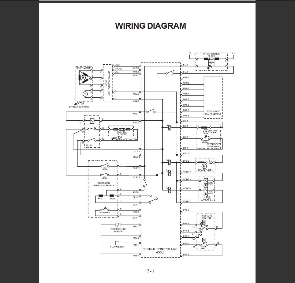 Whirlpool Dryer Wiring 3 Prong Whirlpool Circuit Diagrams