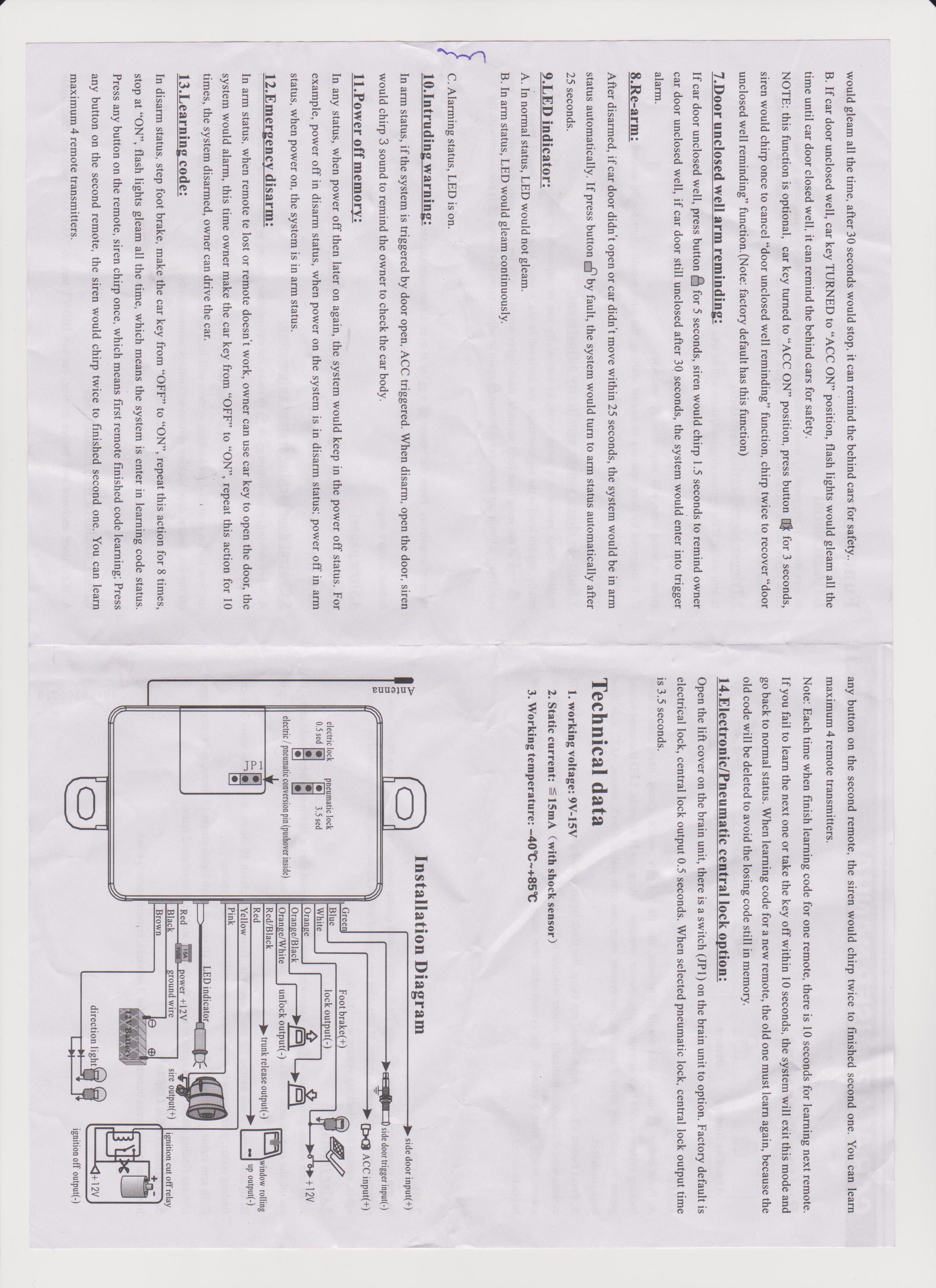 Trombetta Solenoid 12v Wiring Diagram