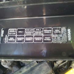 2002 Nissan Sentra Fuse Box Diagram Galls Wig Wag Flasher Wiring 2000 Maxima Headlight