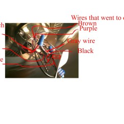 3 Speed Fan Switch 4 Wires Diagram Gy6 150 Wiring Im Trying To Wire A 3-wire Red-blue-black Cieling