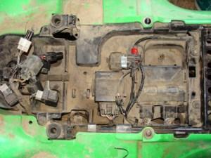 brute force kvf 750 4x4i 2012 belt reset big problem