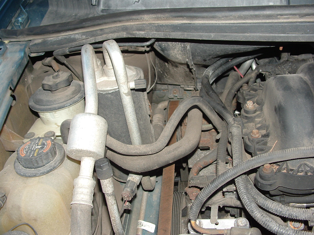 2001 ford escape exhaust diagram lock up 700r4 manual 2003 windstar system get free