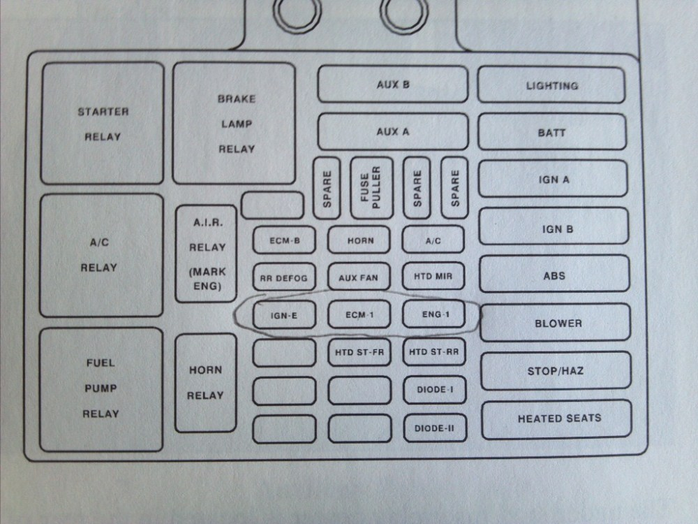 medium resolution of 1999 tahoe fuse diagram wiring diagram for you 1999 chevy tahoe fuse diagram 1999 tahoe fuse diagram