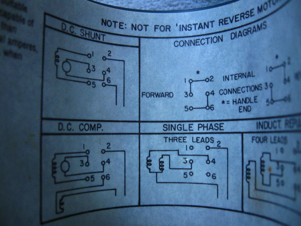 Wiring Diagram Emerson Motor