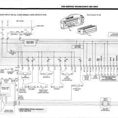 Kenmore Elite Dishwasher Wiring Diagram 2017 Toyota Hilux Stereo I Have A Ultrawash Model No 665