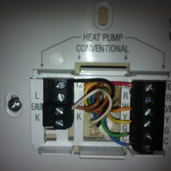 Thermostat Wiring Diagram Color Codes Honeywell 7 Day Programmable Code 8 Wires Free