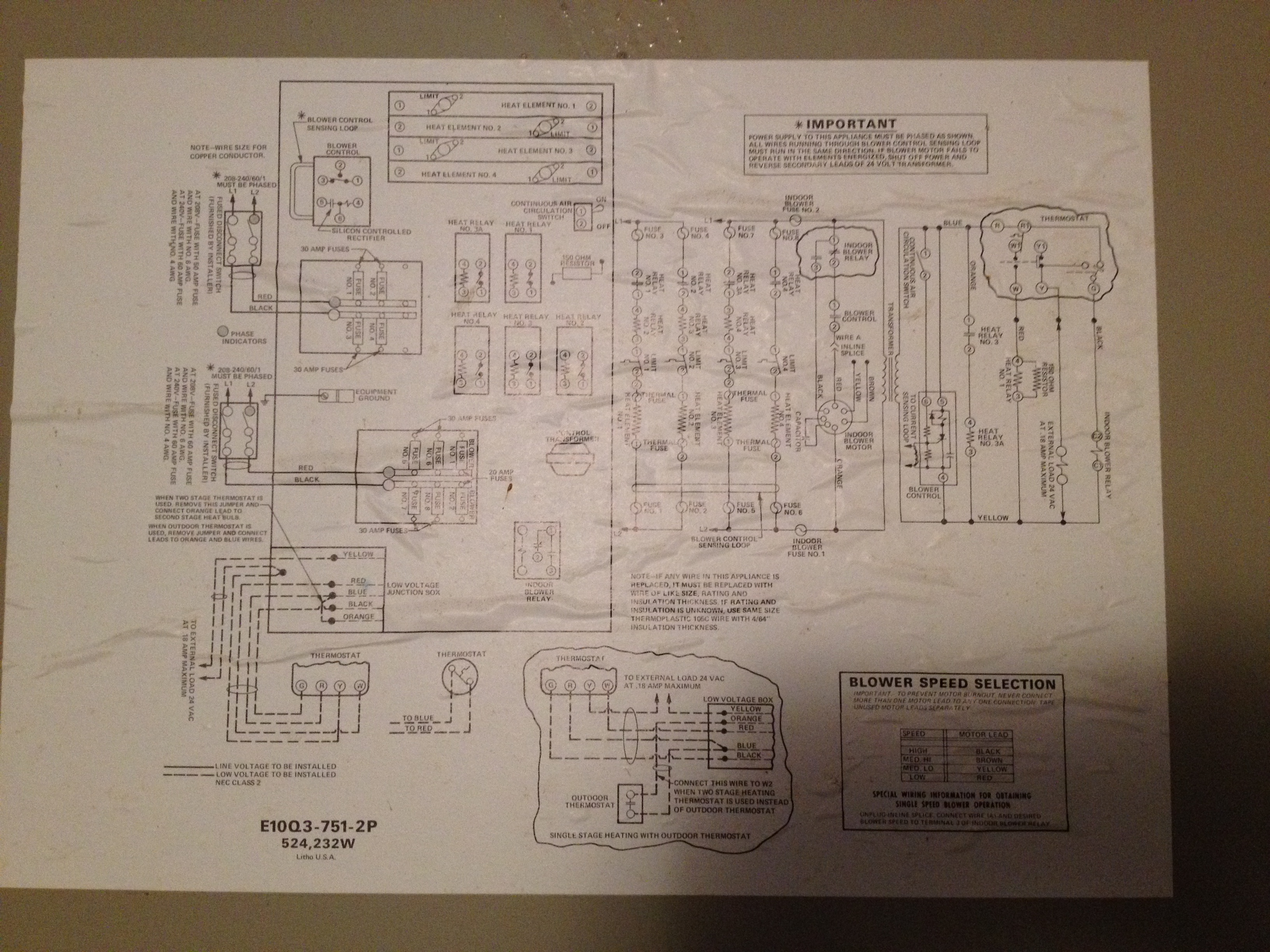 Heil Furnace Wiring Diagram Lennox 80mgf Gas Furnace Question Hvac