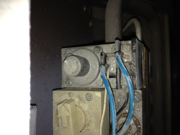 Old Lennox Thermostats - Year of Clean Water on