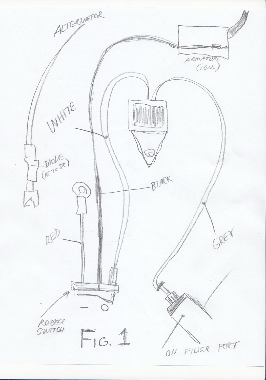 I Need A Wiring Diagram For A Series 250cc