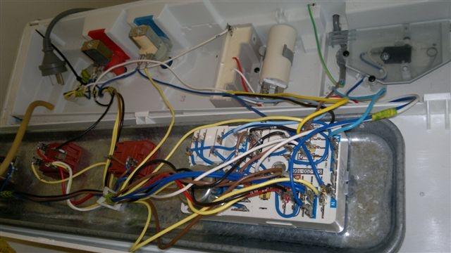 Indesit Washing Machine Motor Wiring Diagram