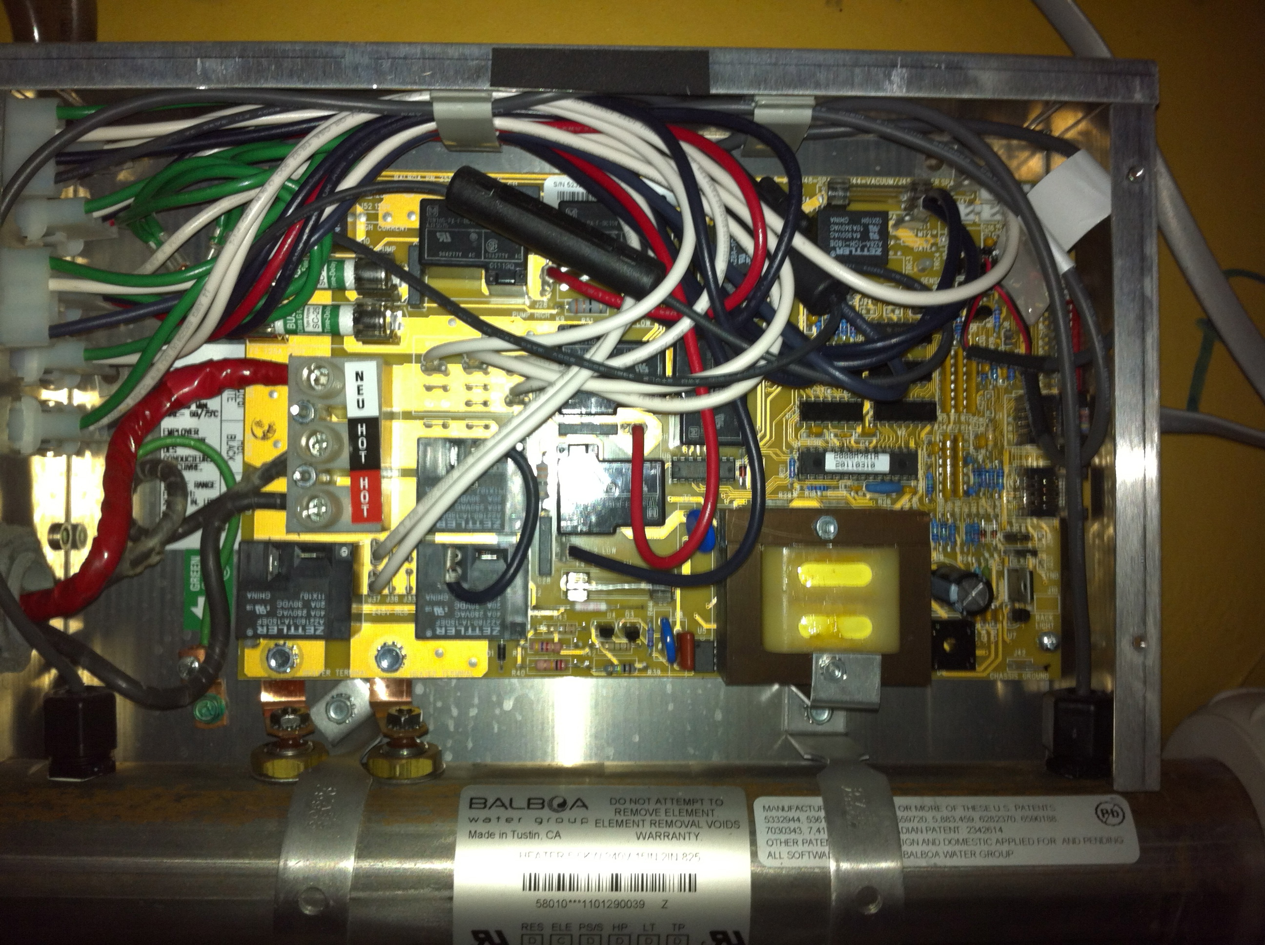 balboa wiring diagram spot welding system not working proper