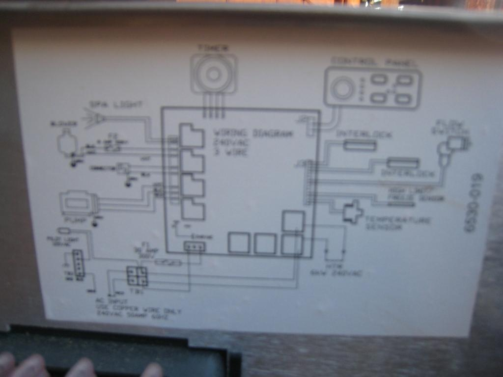 sundance spa wiring diagram 2003 ford mustang engine question on cameo heater troubleshooting hello