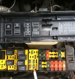 jeep cherokee i have a 1996 jeep cherokee sport xj 4 door jeep yj fuse box  [ 2592 x 1936 Pixel ]
