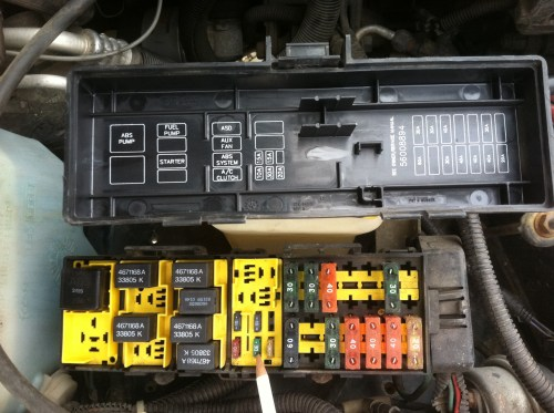 small resolution of 96 jeep fuse box wiring diagram datajeep fuse wiring 17