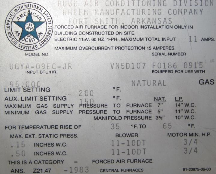 Furnace Wiring Diagram Older Furnace Http Wwwaskmehelpdeskcom