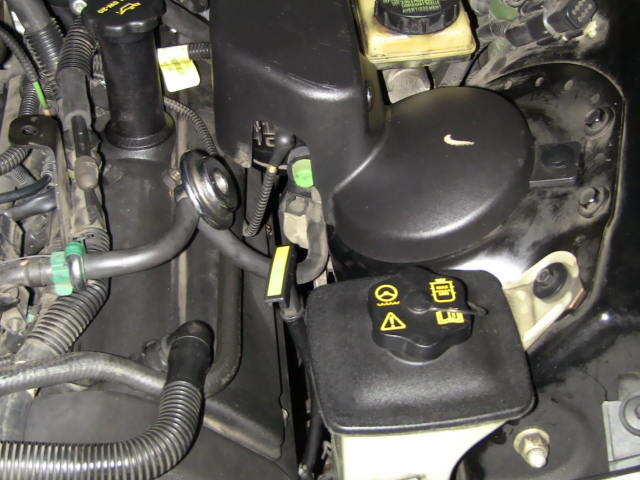 Compartment Lincoln Ls Engine 2001