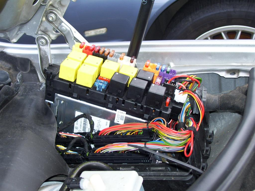 hight resolution of what is sam module and how do you change it page 3 mercedes benz forum