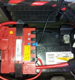 bmw 335i sedan 2007 bmw 335i sedan e90 the battery was 2007 bmw 335i fuse box [ 3264 x 2448 Pixel ]