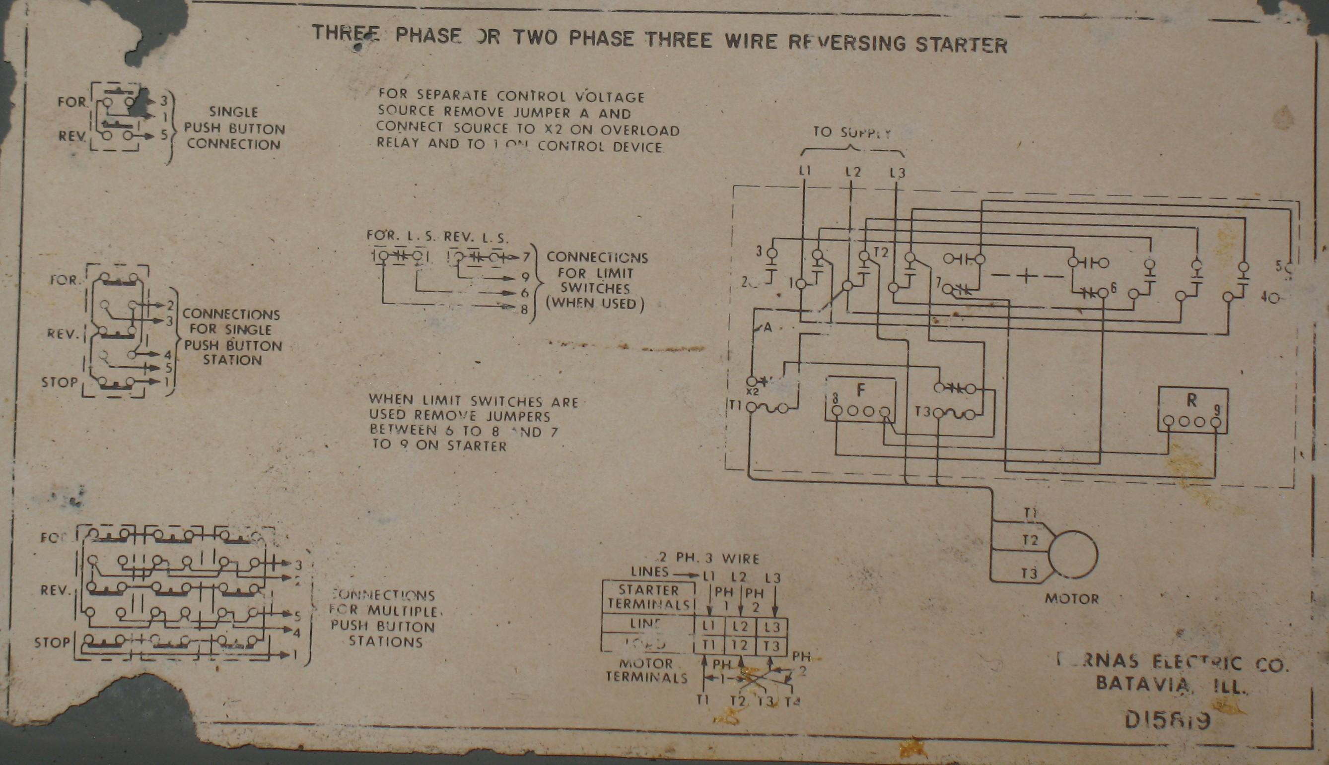 doerr motor wiring diagram weg single phase compressor lr22132 garage door