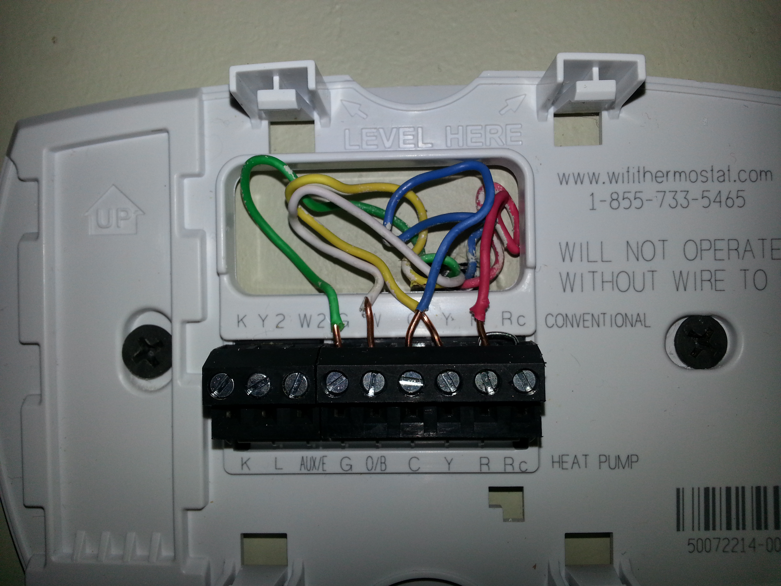 honeywell thermostat rth6350 wiring diagram warm front so i have central heat air gas forced hot a