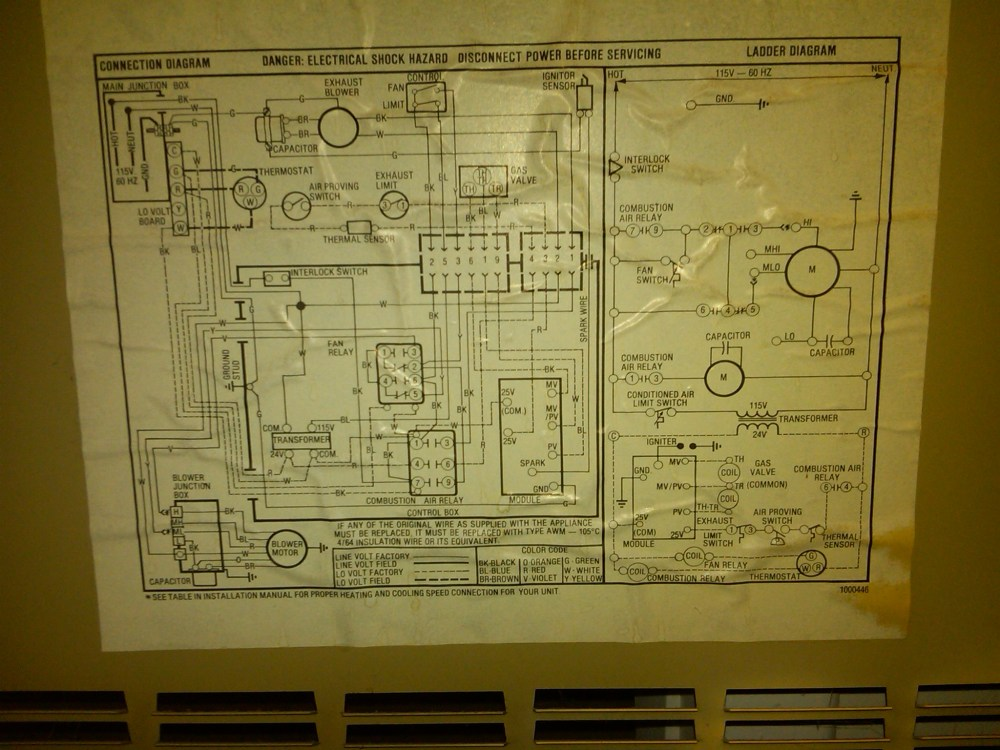 medium resolution of heil air handler wiring diagram air conditioner electrical amana furnace wiring diagram amana furnace wiring diagram