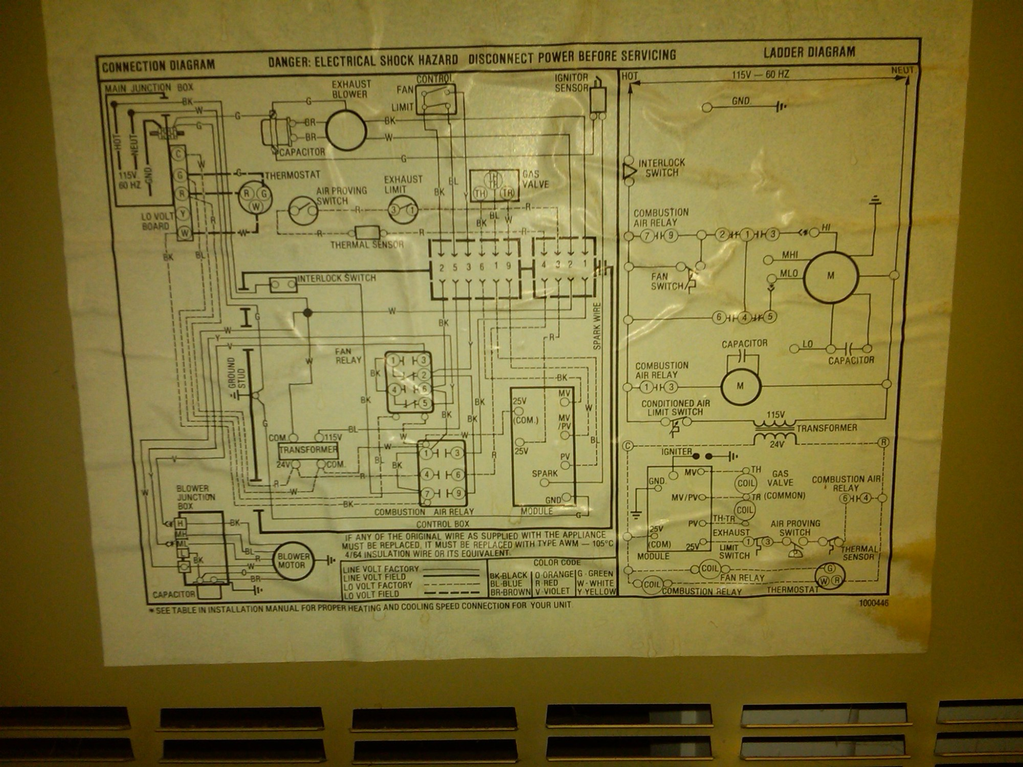 hight resolution of heil air handler wiring diagram air conditioner electrical amana furnace wiring diagram amana furnace wiring diagram