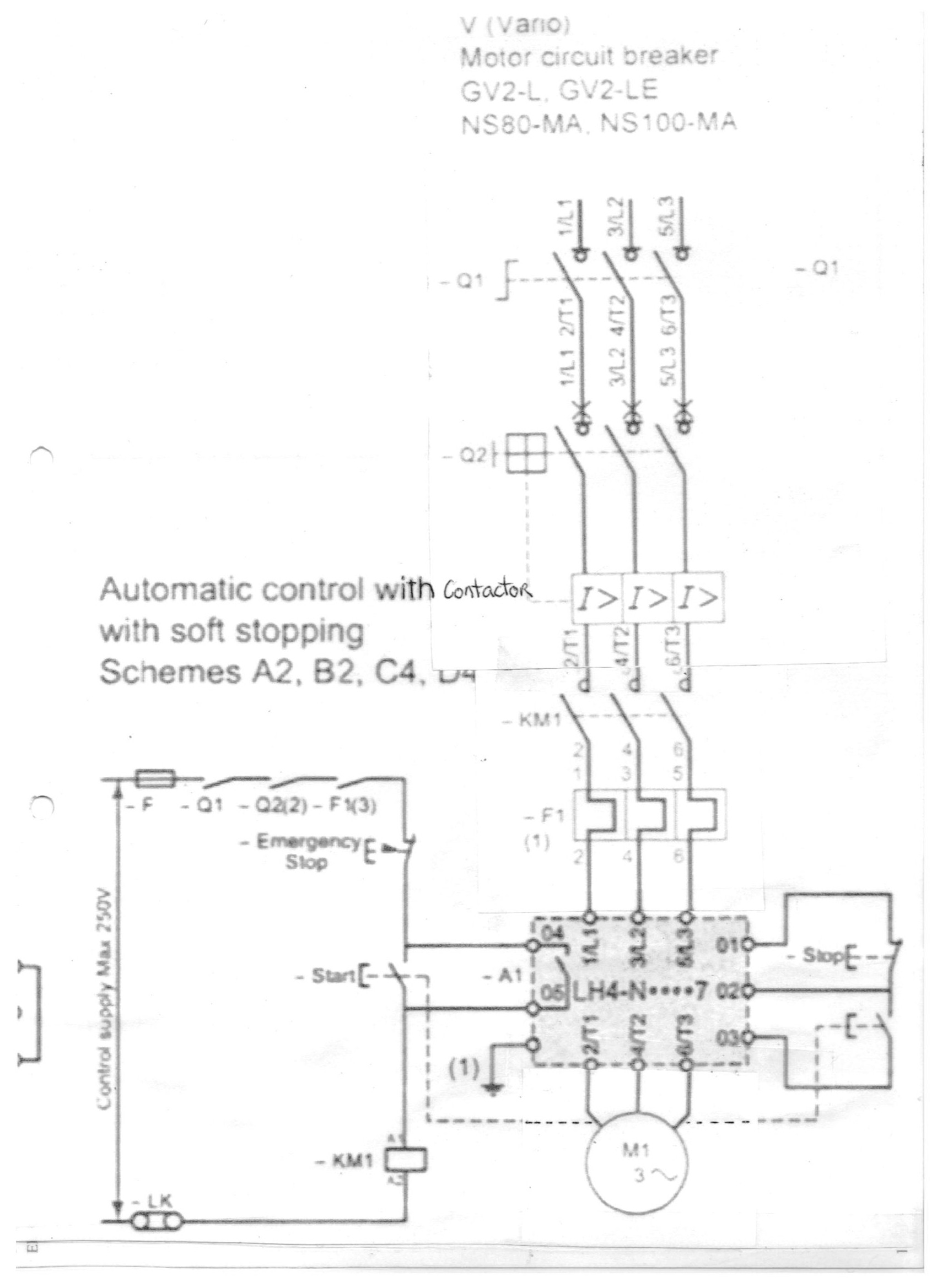 siemens hand off auto switch wiring diagram apple airport motor starter symbol impremedia