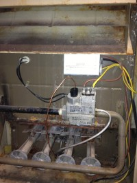 I have a lennox furnace and the burner will not turn on, I